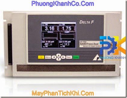 Delta F: DF-760E - Moisture Analyzer